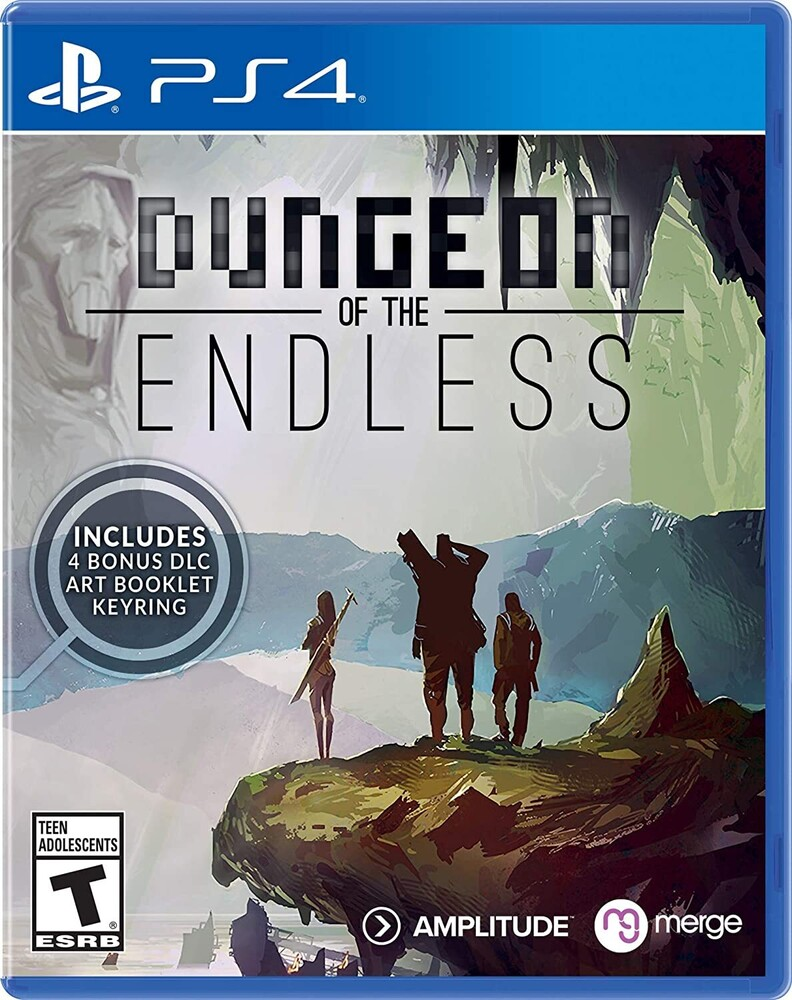 - Dungeon of The Endless for PlayStation 4
