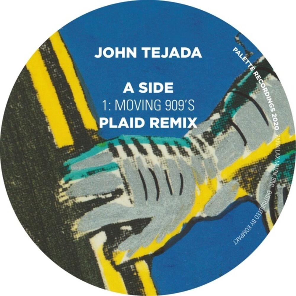 John Tejada - Moving 909's
