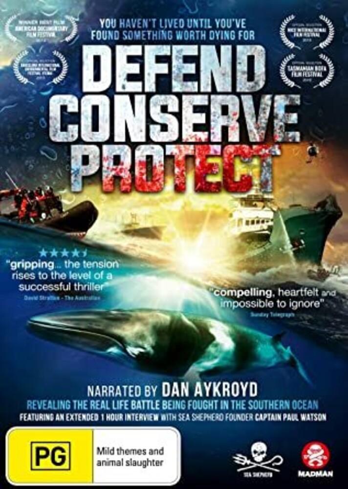 - Defend Conserve Protect / (Aus Ntr0)