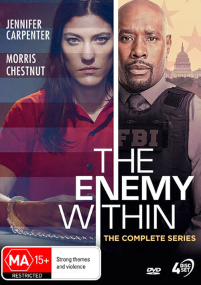 Enemy Within: The Complete Series - Enemy Within: The Complete Series (4pc) / (Aus)