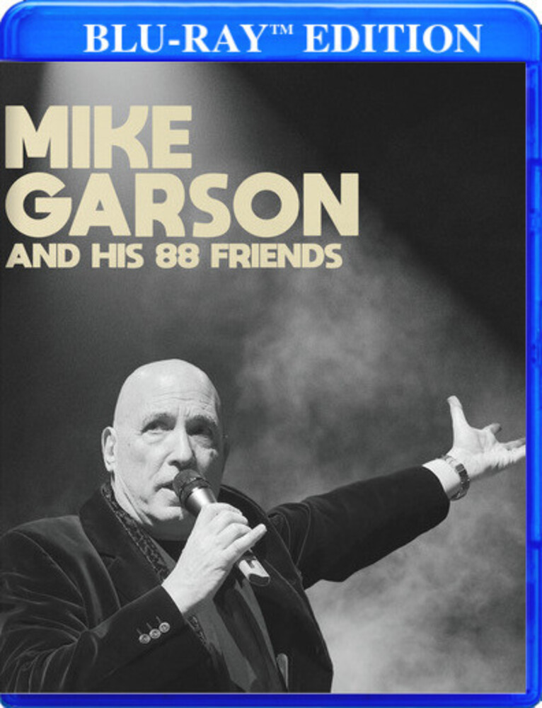 - Mike Garson And His 88 Friends