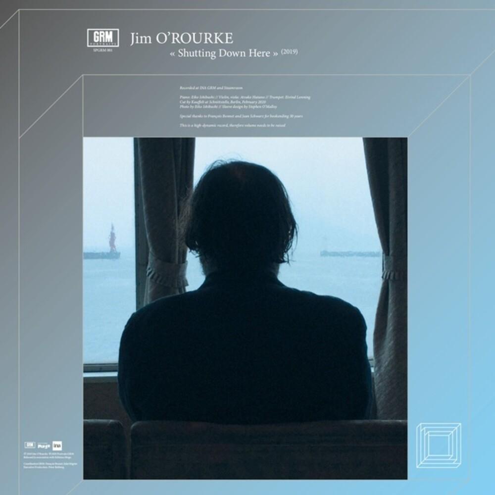 Jim Orourke - Shutting Down Here