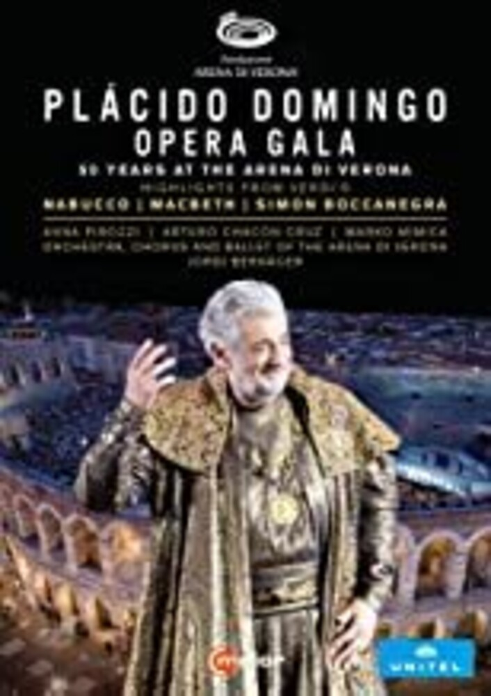 - Placido Domingo Opera Gala (2pc) / (2pk)