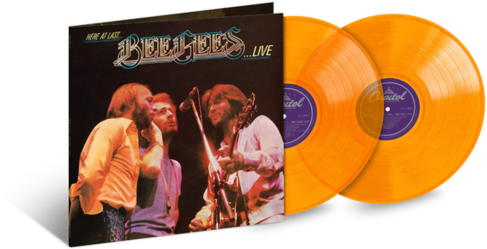Bee Gees - Here At Last Bee Gees Live [Limited Edition]
