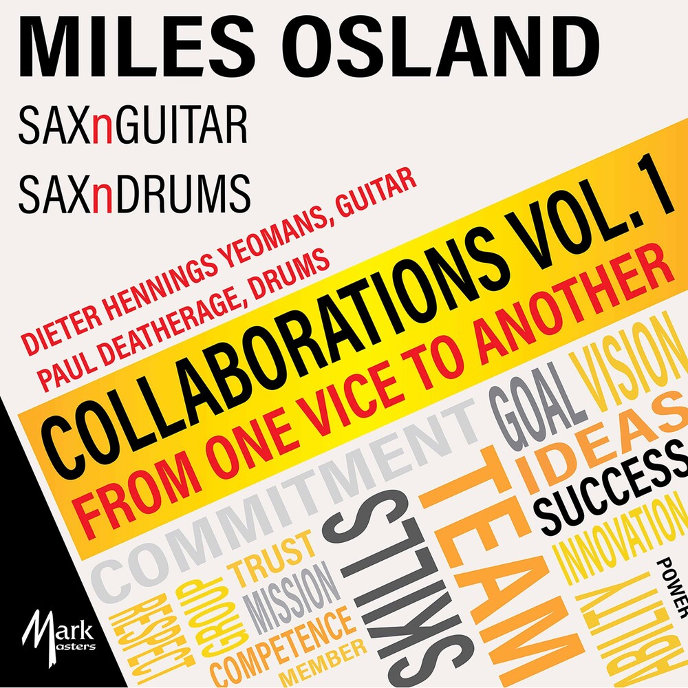 Miles Osland - Collaborations 1 / Various