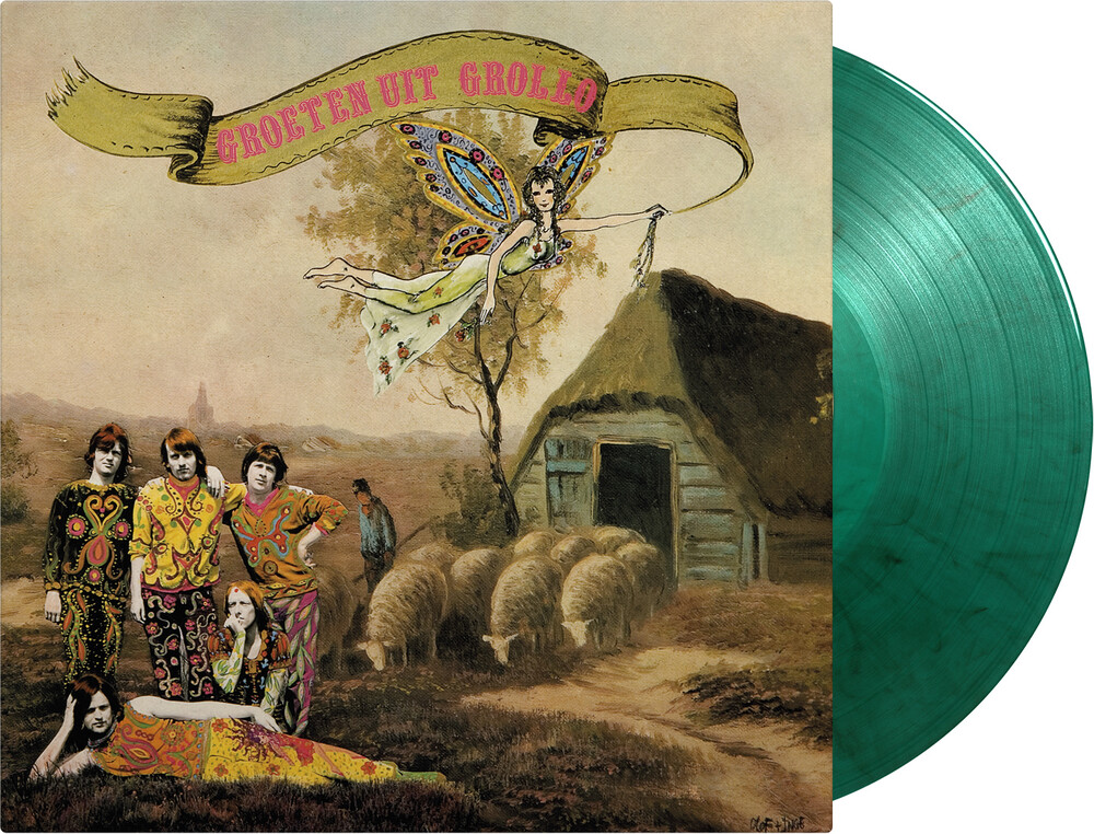 Cuby & Blizzards - Groeten Uit Grollo [Colored Vinyl] (Gate) (Grn) [Limited Edition] [180 Gram]