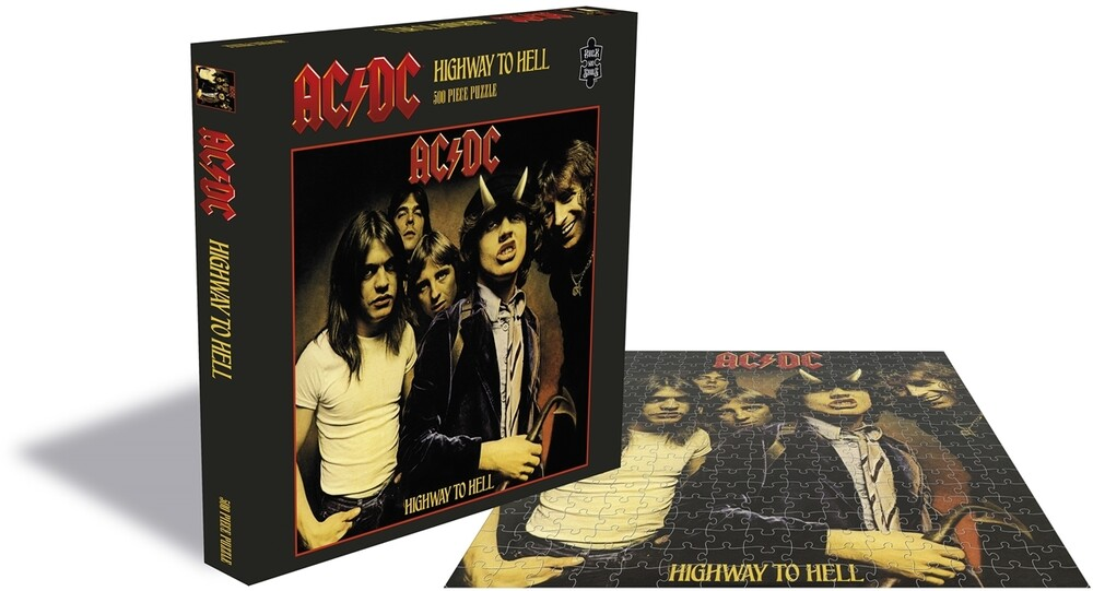 - AC/DC Highway To Hell (500 Piece Jigsaw Puzzle)