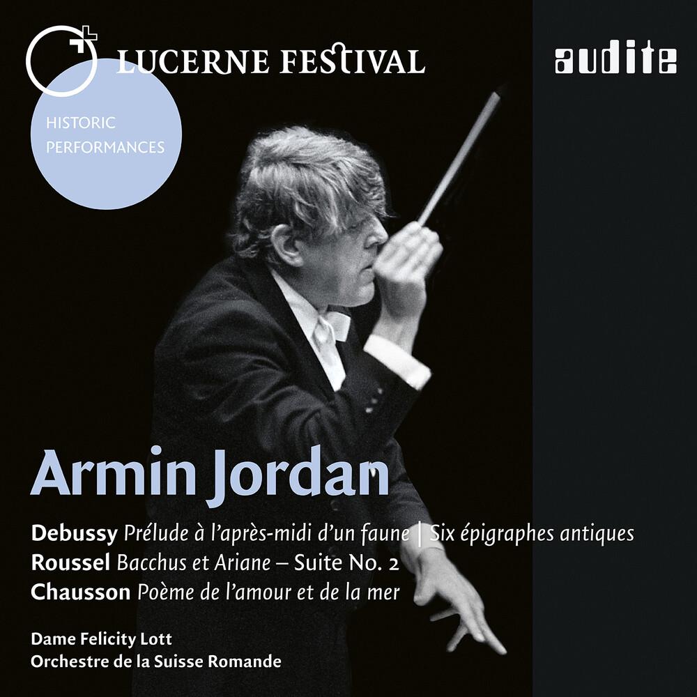 Chausson / Lott / Jordan - Chausson Debussy & Roussel
