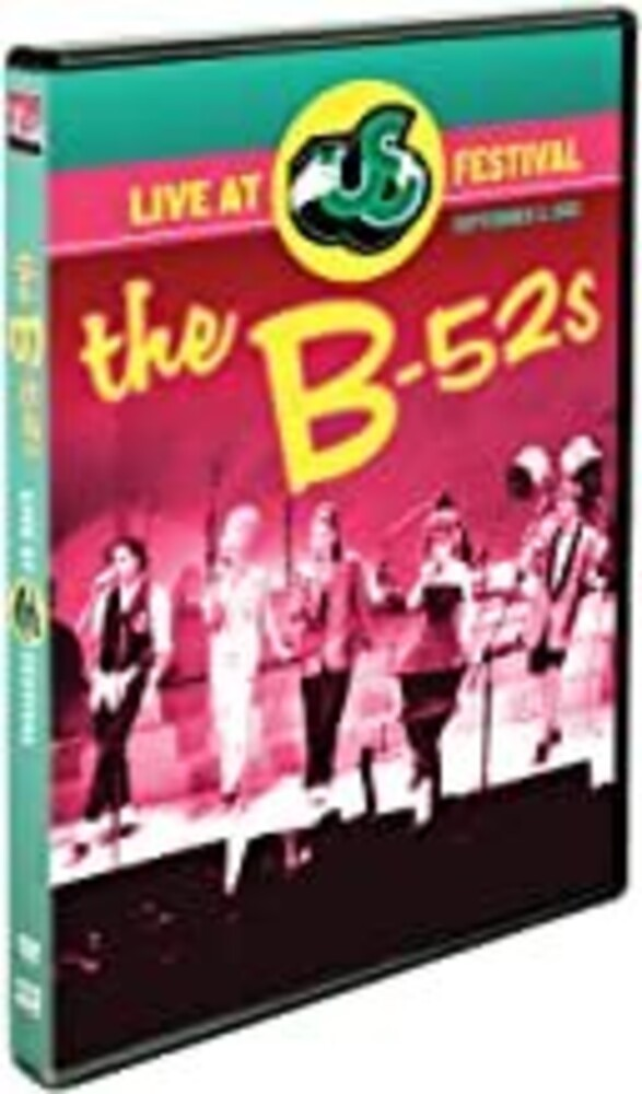 The B-52's - The B-52's: Live At Us Festival [DVD]