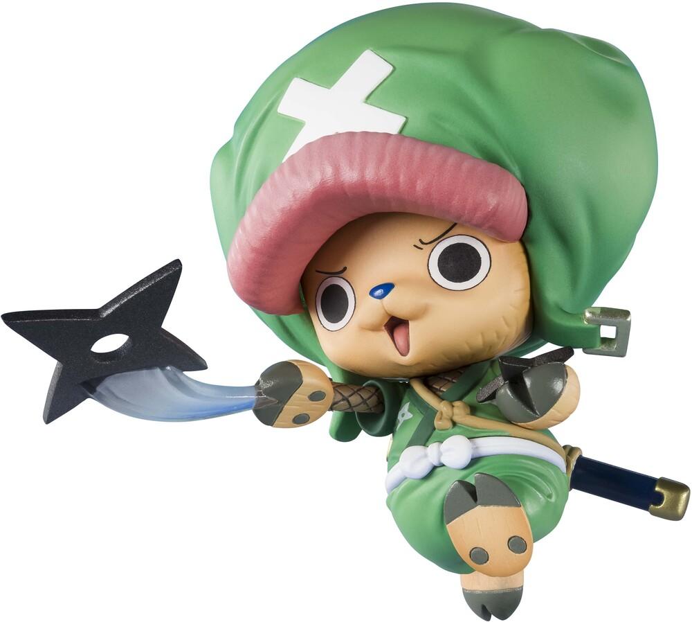 Tamashi Nations - Tamashi Nations - One Piece - TonyTony Chopper (Chopaeman), Bandai Spirits Figuarts Zero