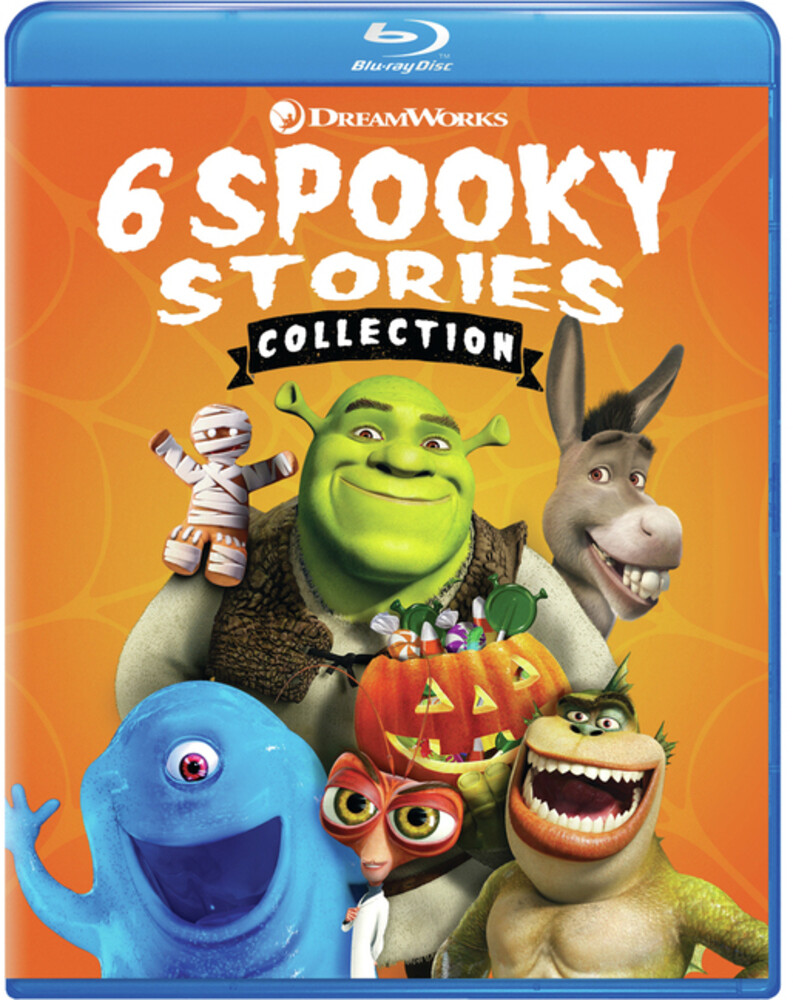 Dreamworks 6 Spooky Stories - Dreamworks 6 Spooky Stories / (Mod)