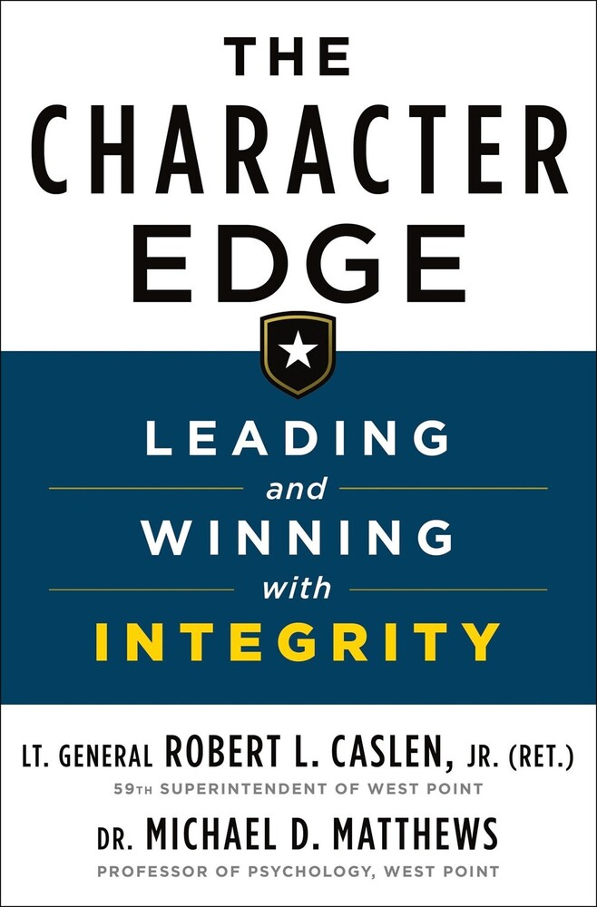 - The Character Edge: Leading and Winning with Integrity