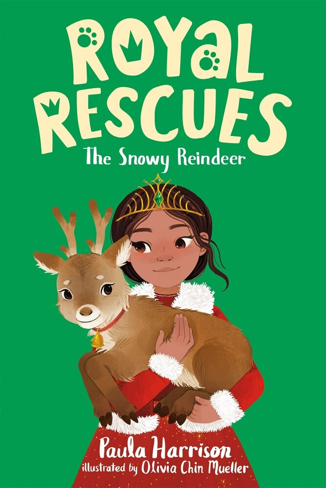 - Royal Rescues #3: The Snowy Reindeer