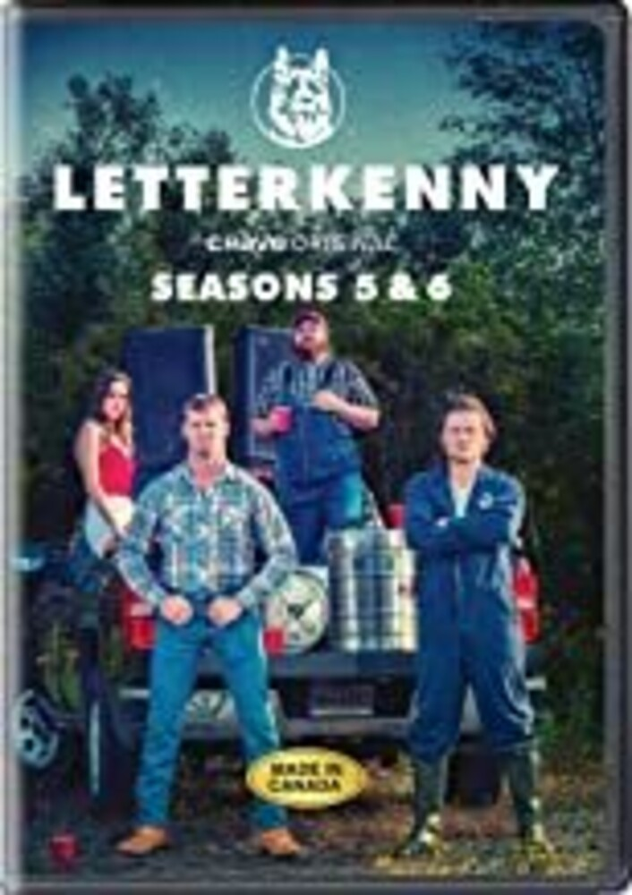 Letterkenny: Seasons 5 & 6 - Letterkenny: Seasons 5 & 6 (2pc) / (2pk)