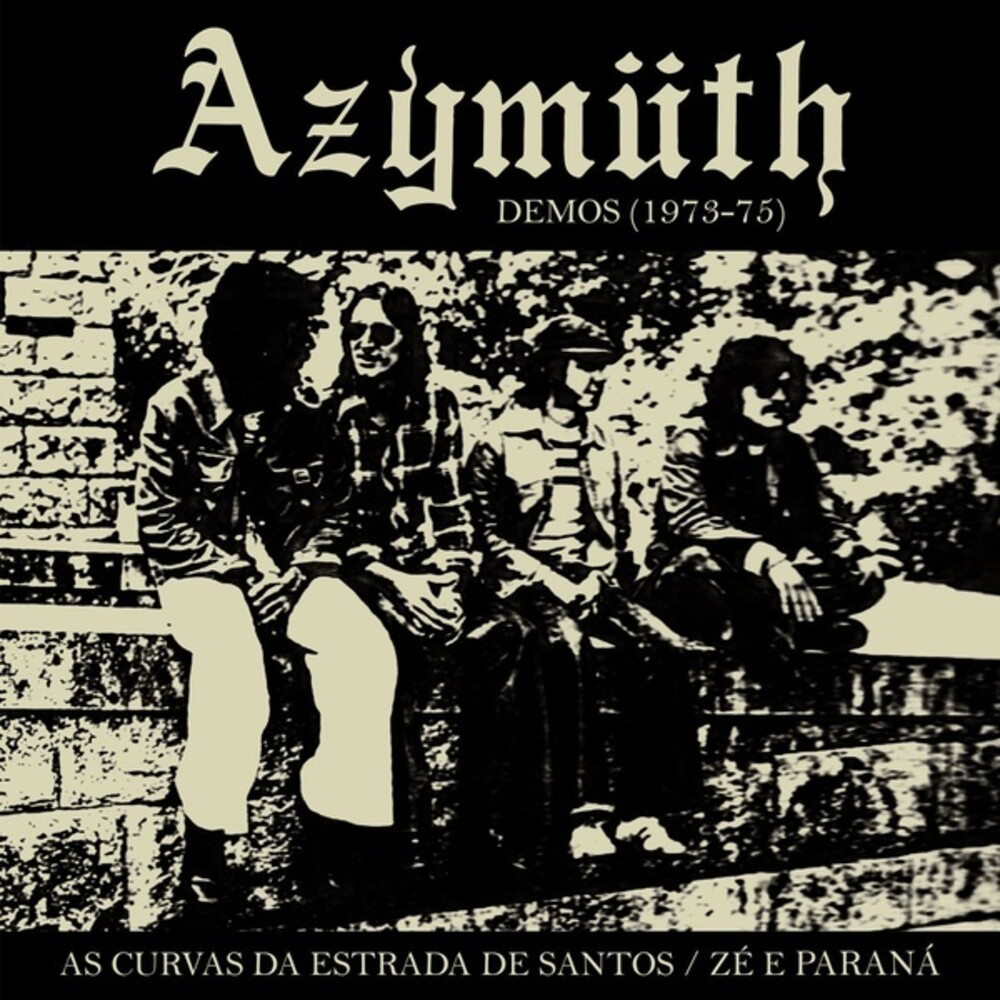 Azymuth - As Curvas Da Estrada De Santos/ Ze E Parana (Uk)