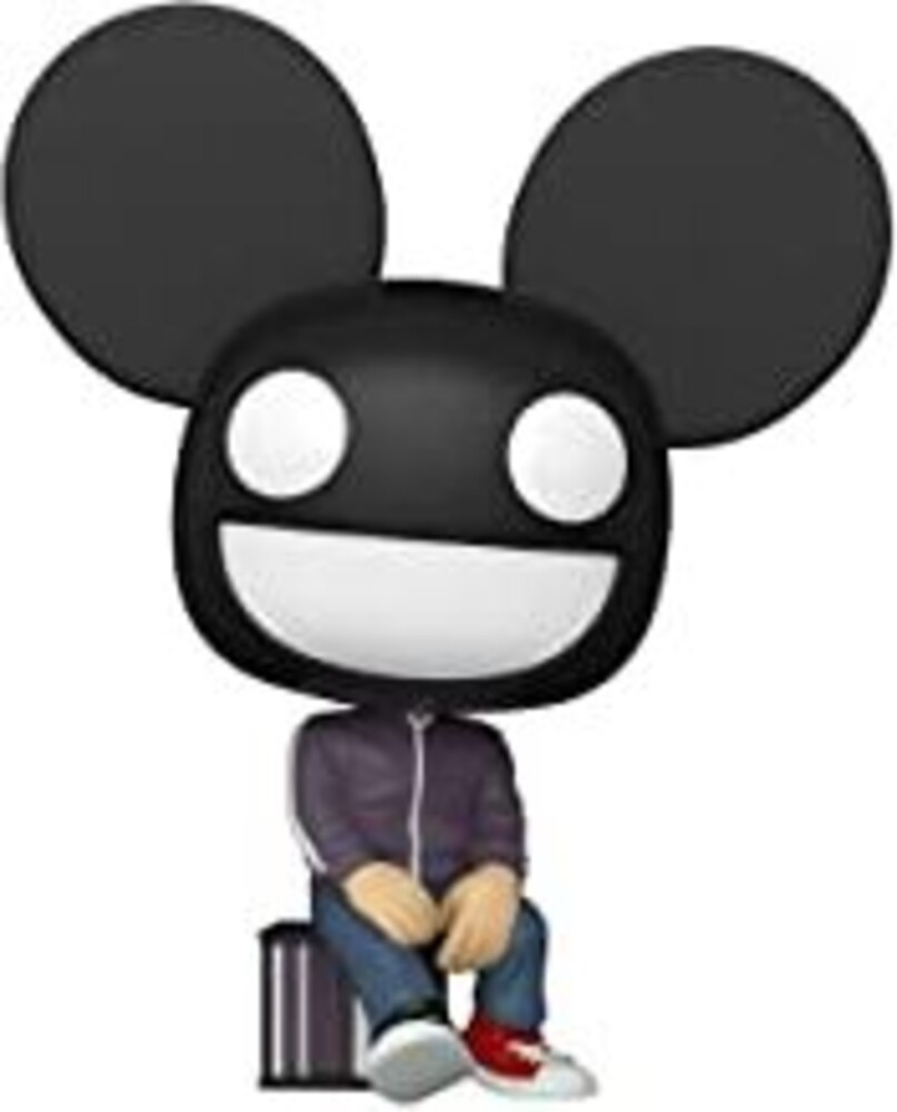 Deadmau5 - FUNKO POP! ROCKS: Deadmau5