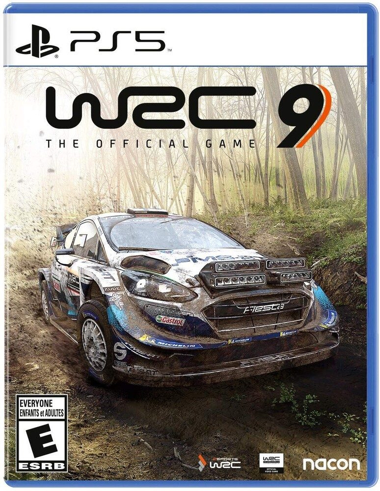 Ps5 Wrc 9 - WRC 9 for PlayStation 5