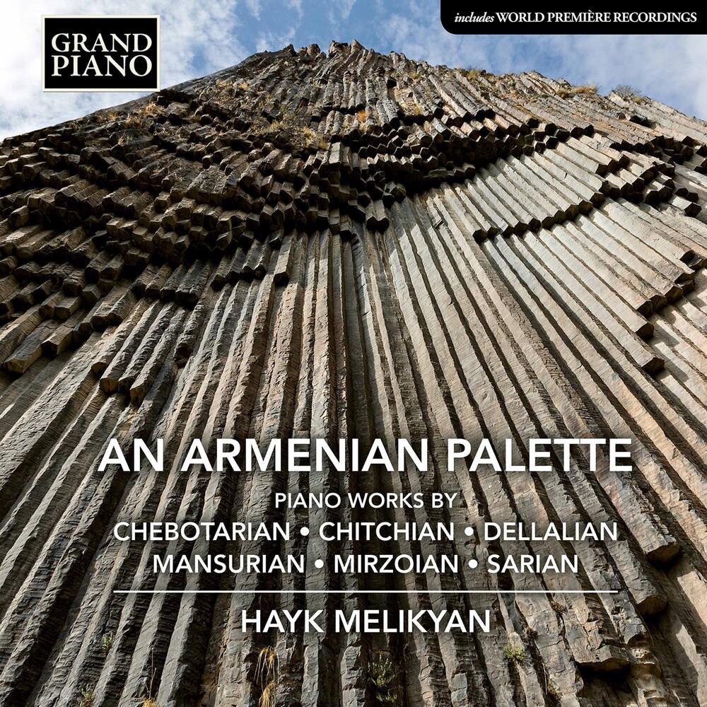 Hayk Melikyan - An Armenian Palette / Various