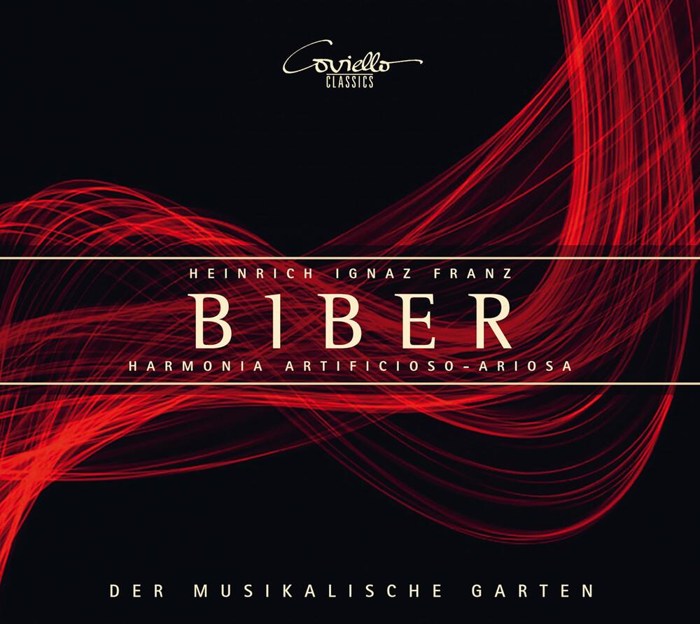 Biber / Der Musikalische Garten - Harmonia Atificioso-Ariosa (2pk)