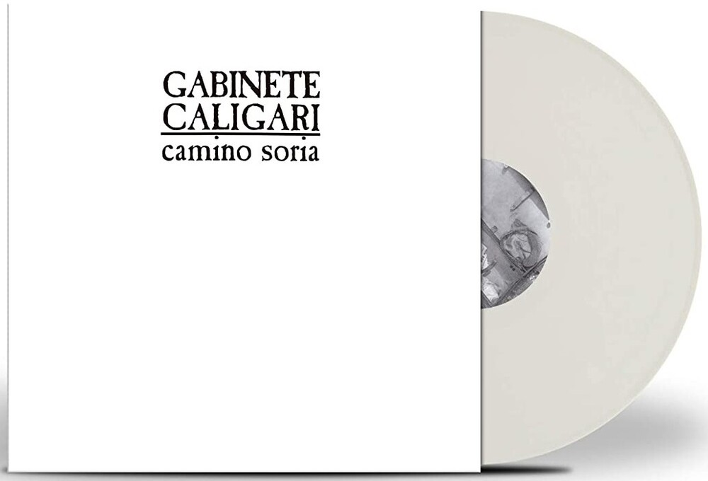 Gabinete Galigari - Camino Soria (W/Cd) (Wht) (Spa)