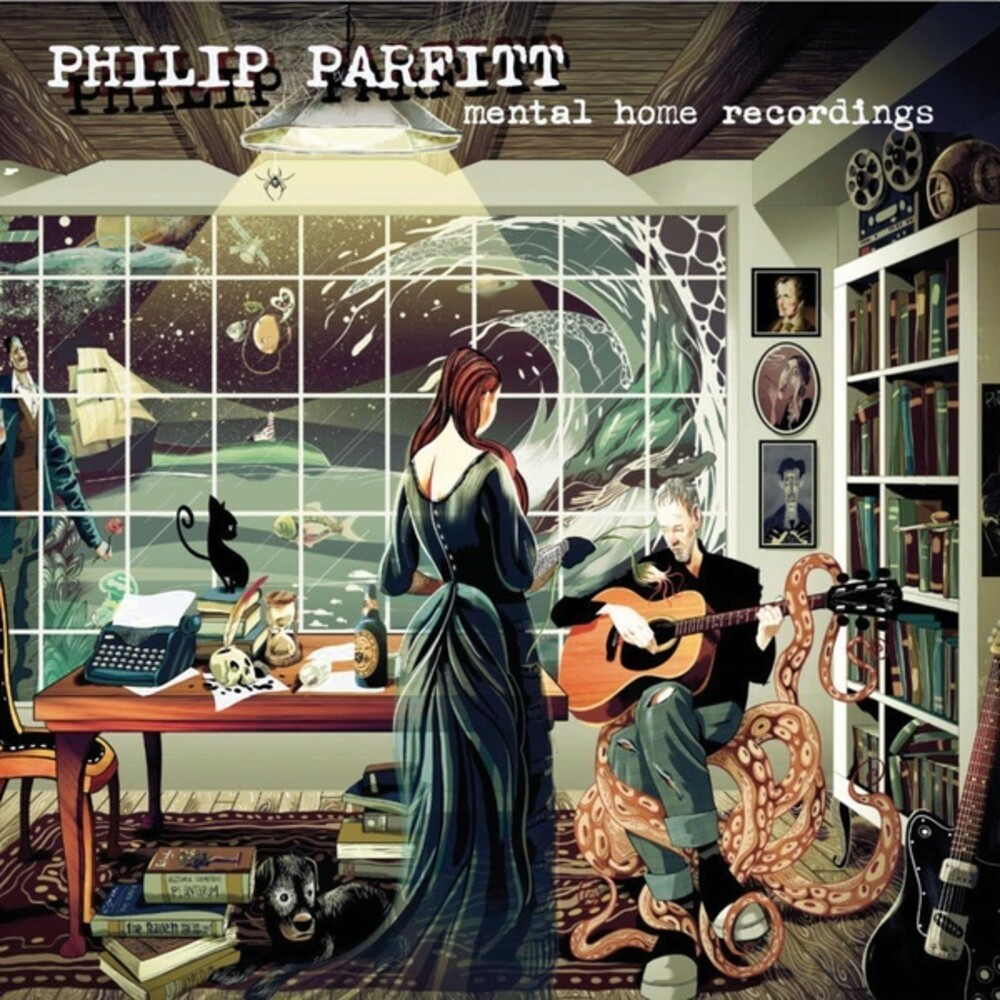Philip Parfitt - Mental Home Recordings [Colored Vinyl] (Purp)