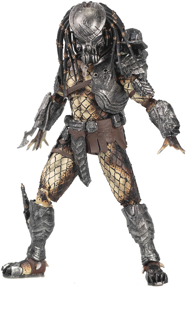 Hiya Toys - Hiya Toys - AVP Battle Damage Celtic Predator PX 1/18 Scale Figure