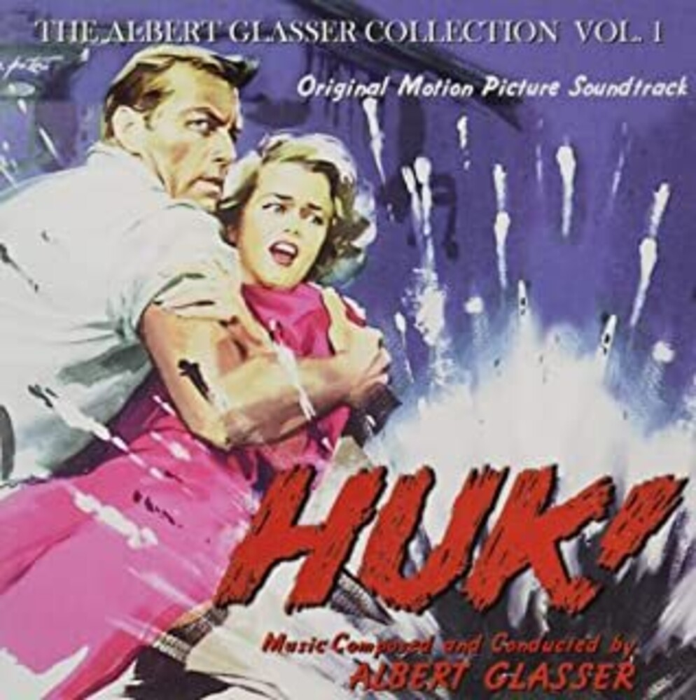 Albert Glasser Ita - Albert Glasser Collection: Volume 1 (Huk / Tokyo File 212) (OriginalSoundtrack)