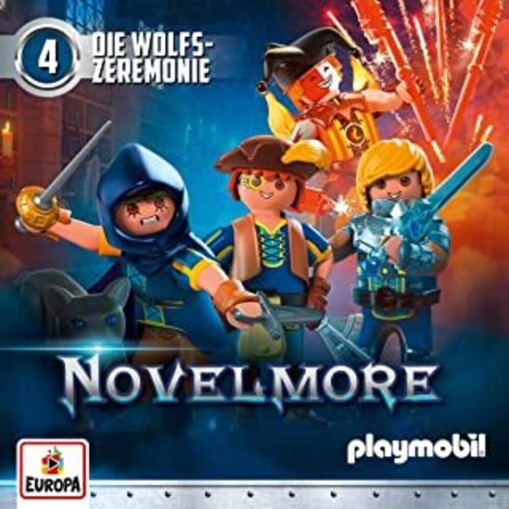 Playmobil Horspiele Ger - 004/Novelmore: Die Wolfs-Zeremonie