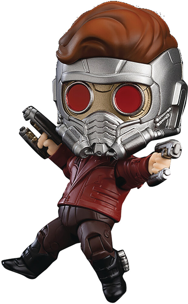 Good Smile Company - Good Smile Company - Avengers Endgame Star-Lord Nendoroid ActionFigure Deluxe Version
