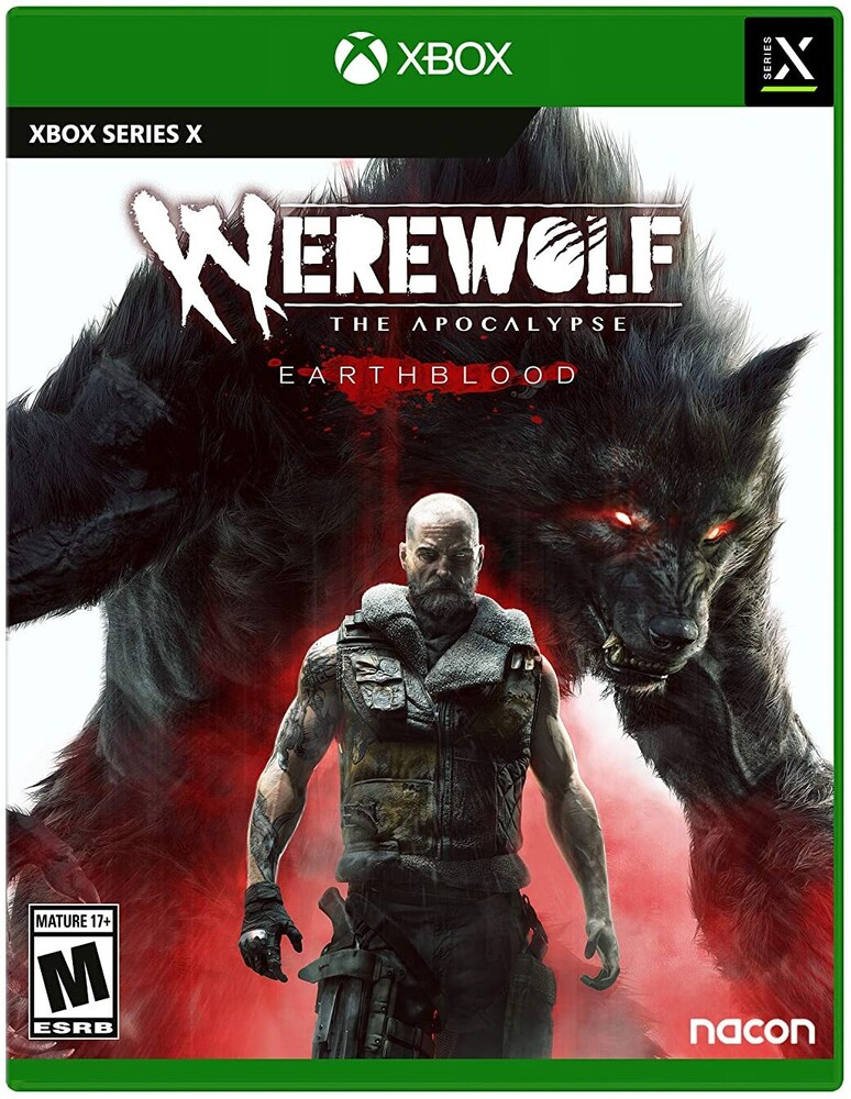 Xbx Werewolf: The Apocalypse - Earthblood - Xbx Werewolf: The Apocalypse - Earthblood