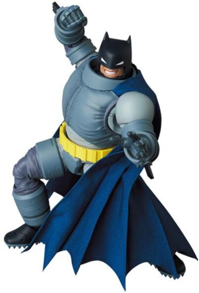 Medicom Toy - Dark Knight Returns - Mafex Armored Batman
