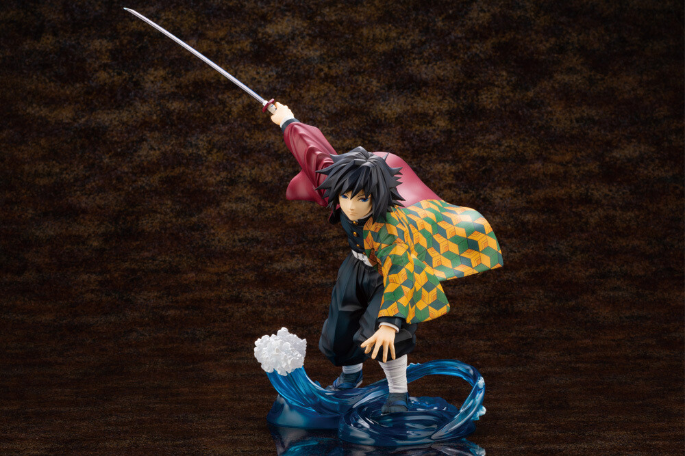 Demon Slayer - Artfx J Giyu Tomioka - Kotobukiya - Demon Slayer - ARTFX J Giyu Tomioka