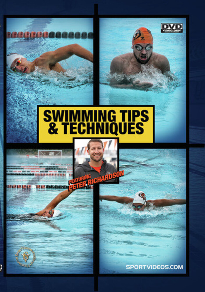 Swimming Tips & Techniques (Peter Richardson) - Swimming Tips And Techniques (Peter Richardson)