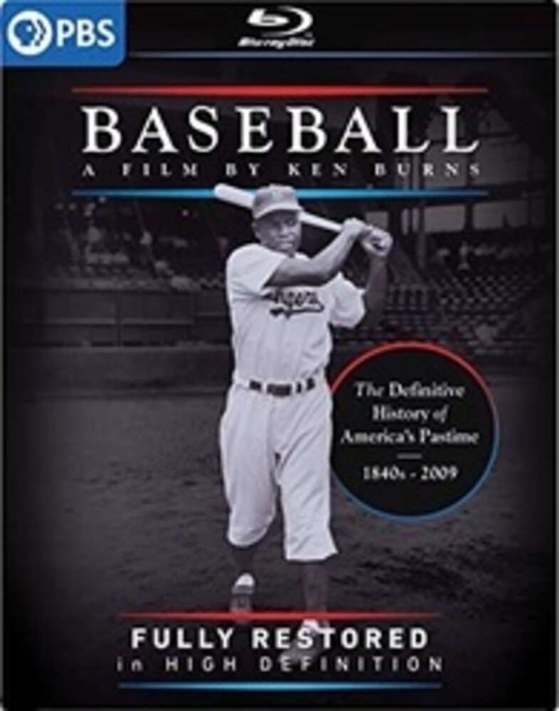 Baseball: A Film by Ken Burns - Baseball: A Film By Ken Burns (11pc) / (Box Rstr)