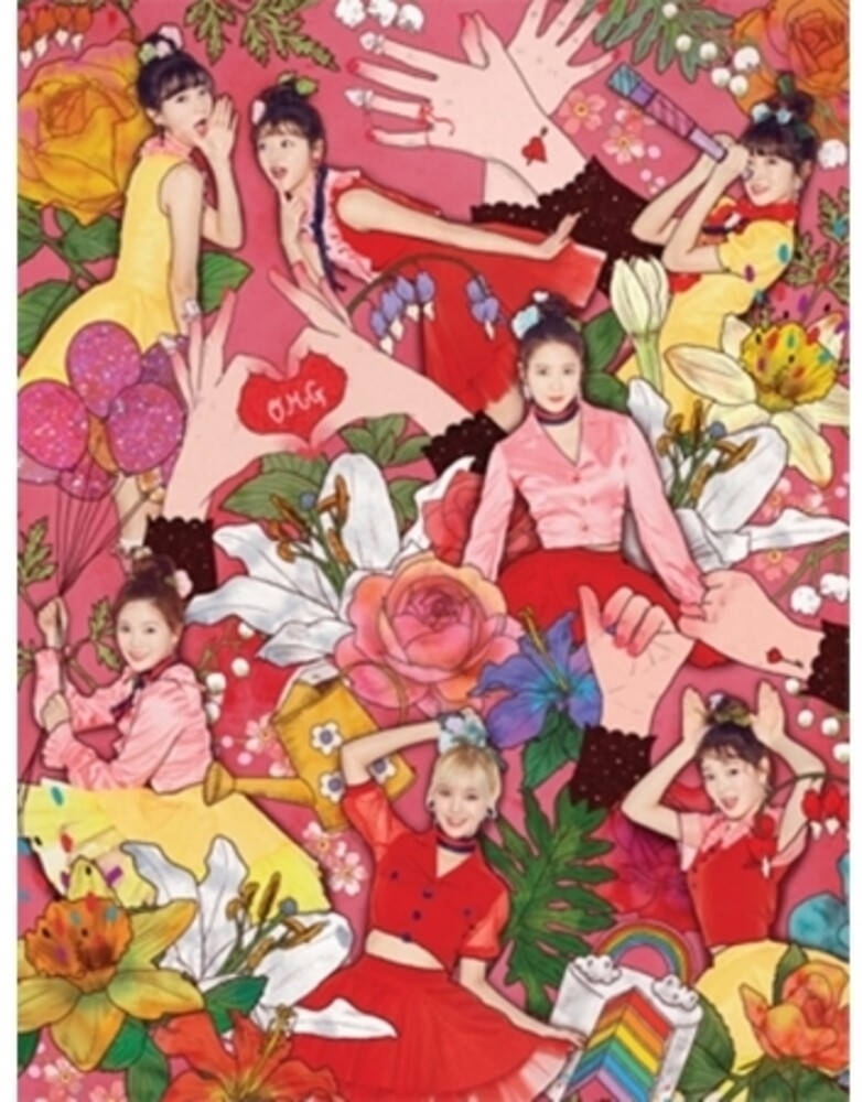 Oh My Girl - Coloring Book (4th Mini Album) [Reissue] (Asia)