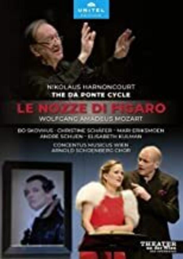 Mozart, W.a. / Arnold Schoenberg Chor / Harnoncourt - Le Nozze Di Figaro (2pc) / (2pk)