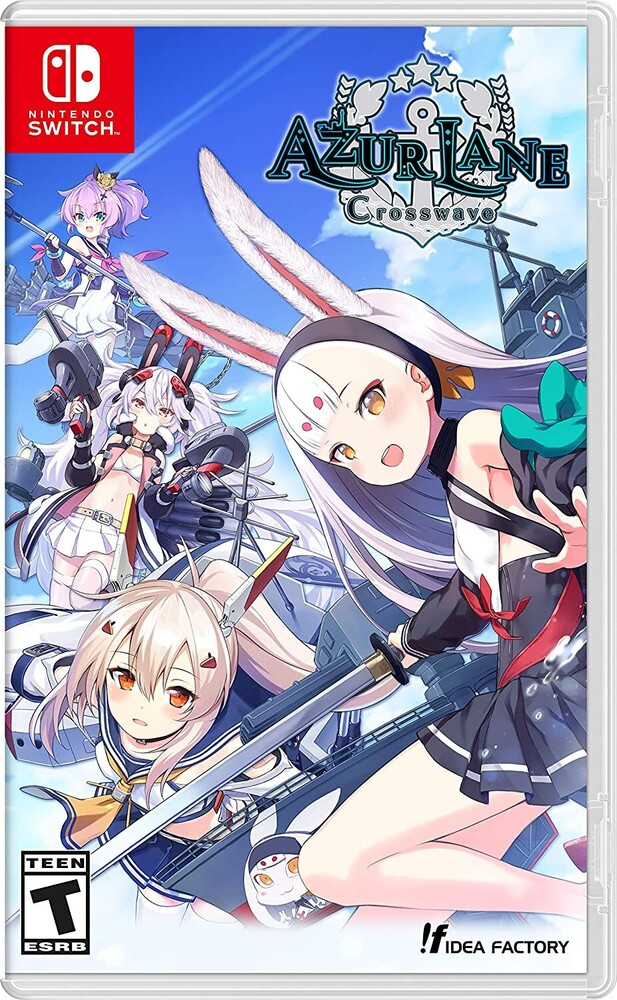 Swi Azur Lane: Crosswave - Azur Lane: Crosswave for Nintendo Switch