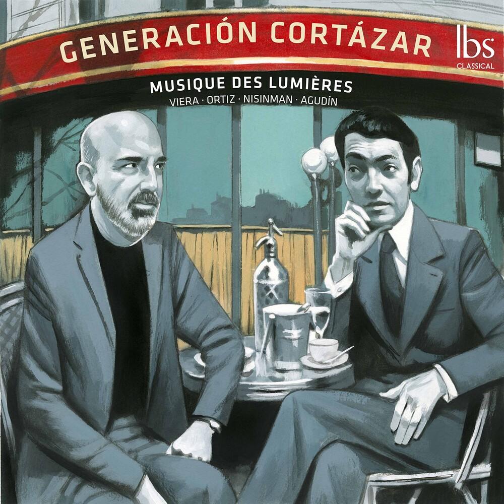Orchestre Musique des Lumières - Generacion Cortazar