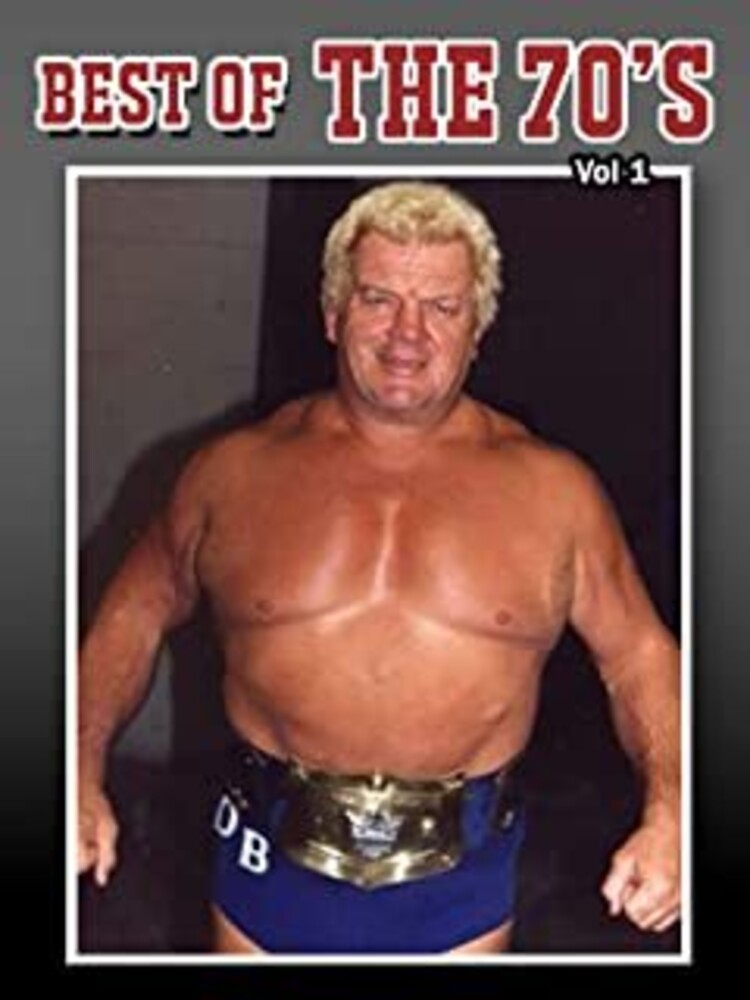 - Best Of The 70's Pro Wrestling Vol 1