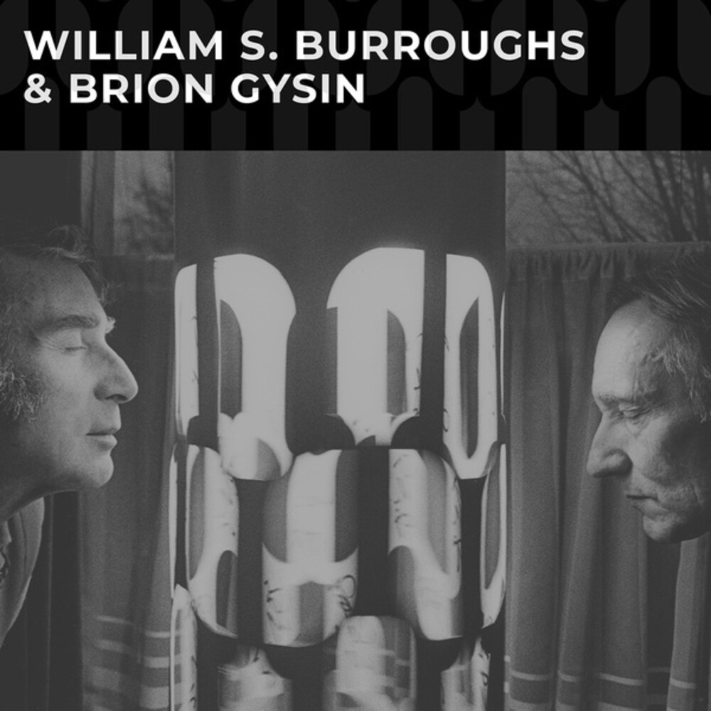 Williams Burroughs  S & Gysin,Brion - Williams S Burroughs & Brion Gysin