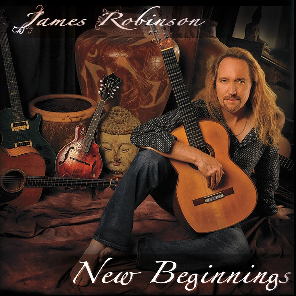 James Robinson - New Beginnings