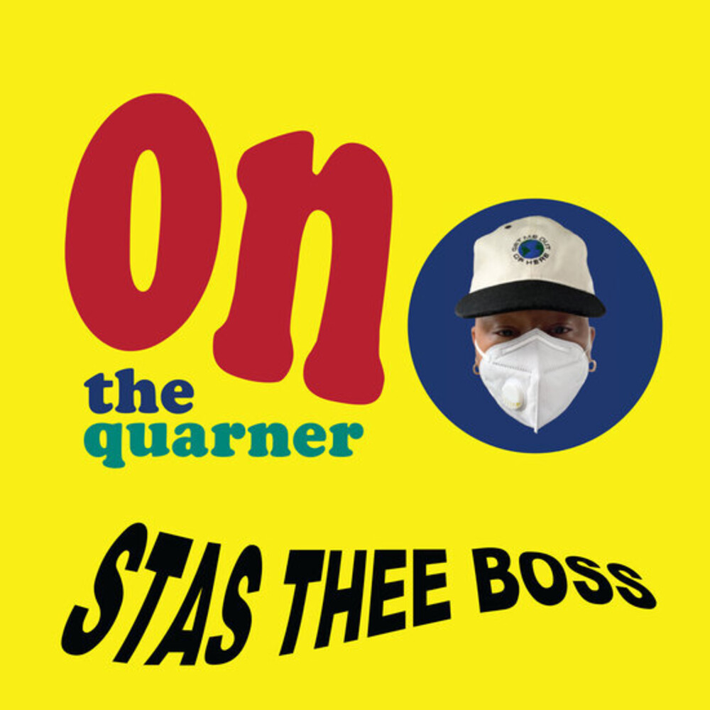 Stas THEE Boss - On The Quarner [Colored Vinyl] [Limited Edition] (Ofgv) (Red)