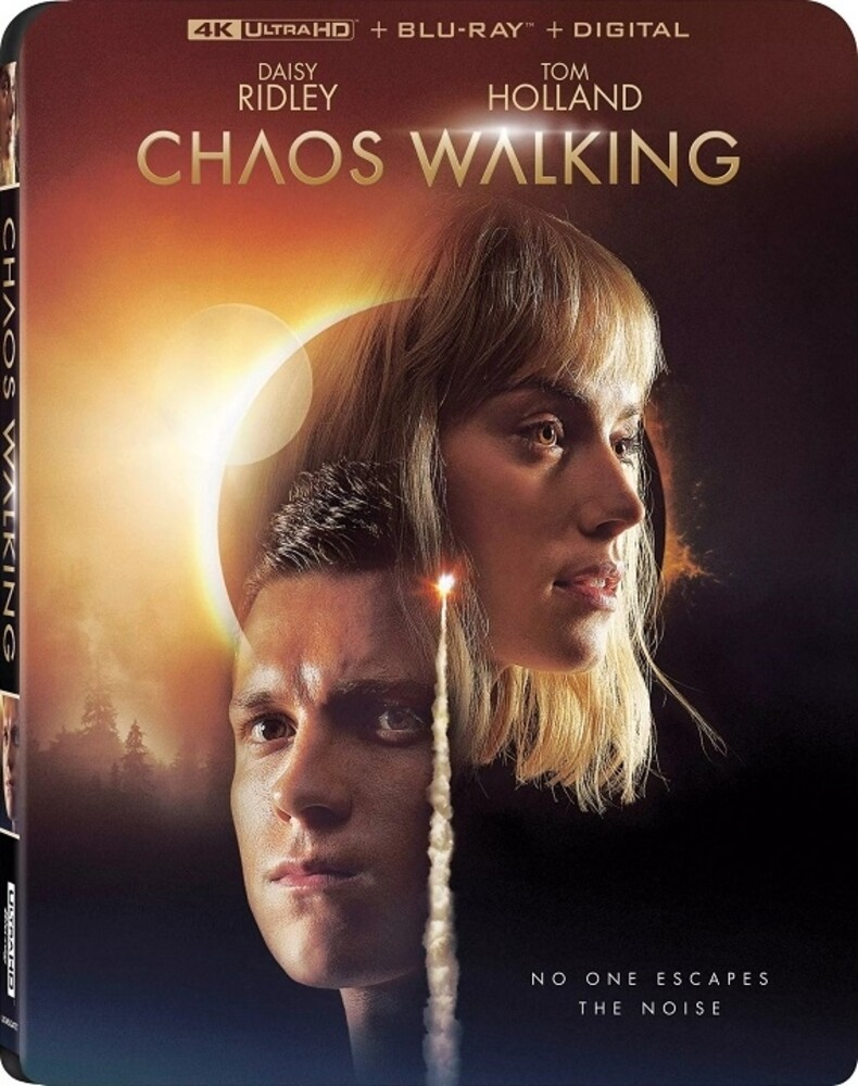 - Chaos Walking
