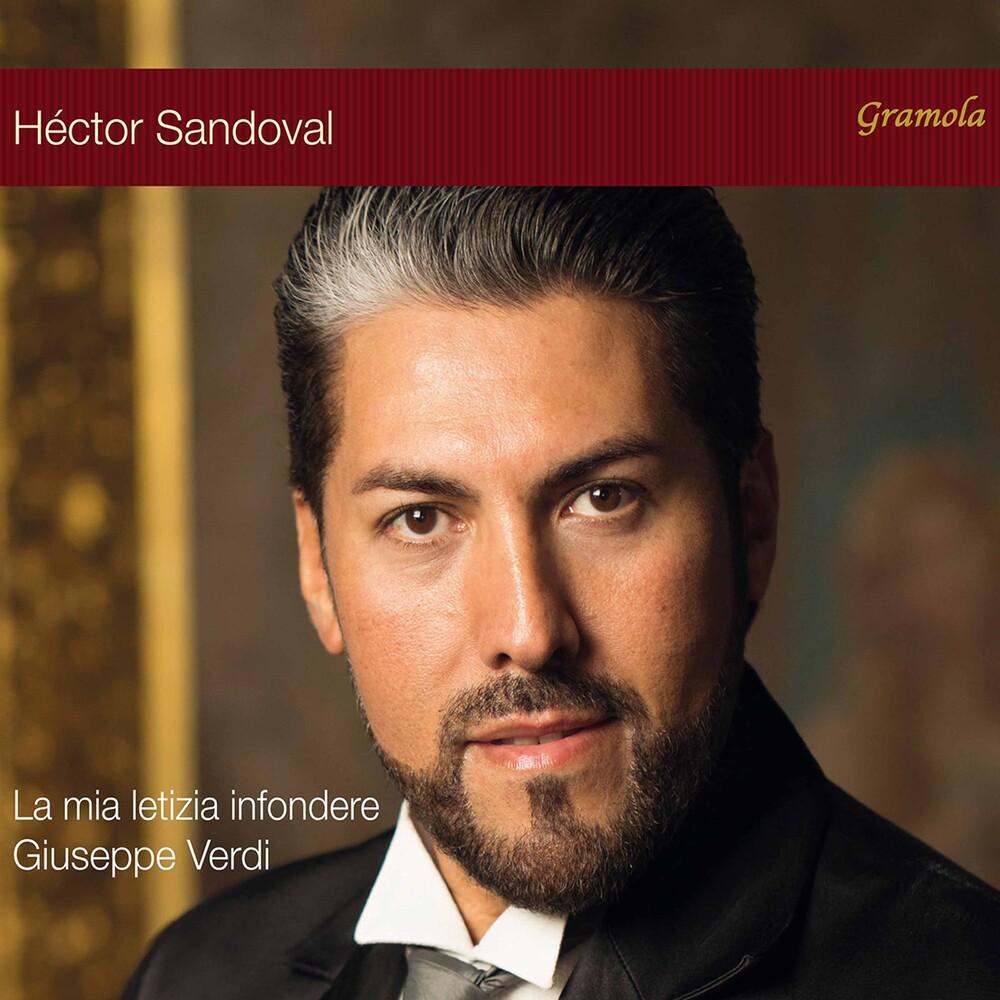 Verdi / Sandoval / Baleff - Opera Arias