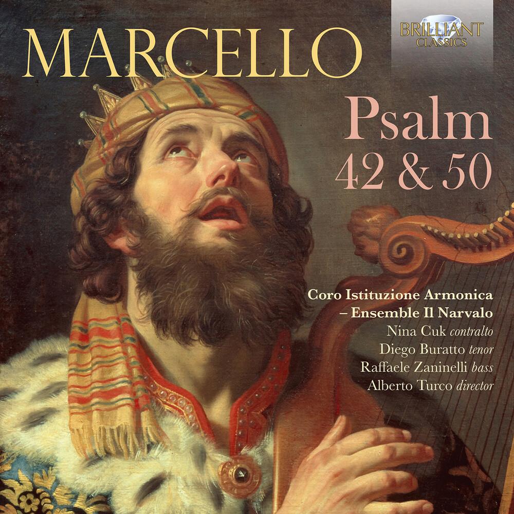 Marcello / Turco - Psalm 42 & 50