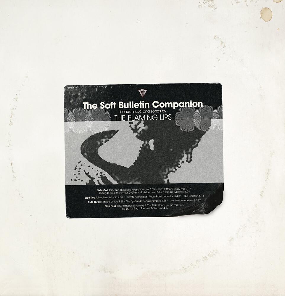The Flaming Lips - The Soft Bulletin Companion [RSD Drops 2021]