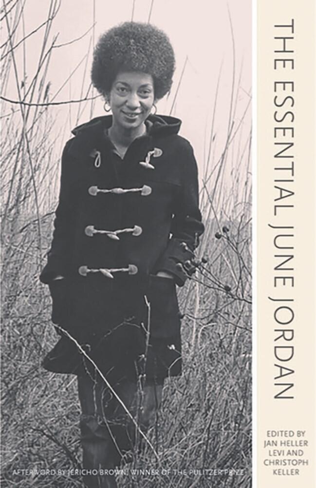 June Jordan  / Levi,Jan Heller - Essential June Jordan (Ppbk)