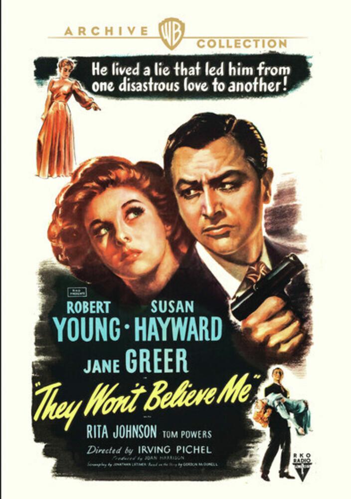 - They Won't Believe Me (1947) / (Full Mod Sub)