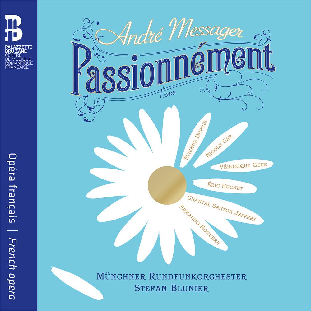 Messager / Munchner Rundfunkorchester - Passionnement