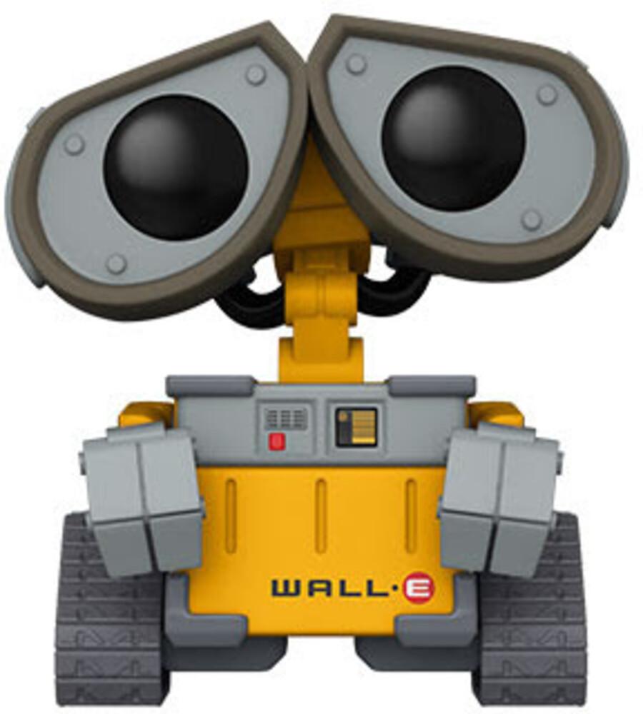 Funko Pop! Jumbo: - Wall-E- Wall-E (Vfig)